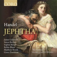 The Sixteen&Harry Christophers Handel: Jephtha