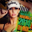 Various Artists Nervous November 2014 - DJ Mix