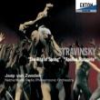 ヤープ・ヴァン・ズヴェーデン/オランダ放送フィルハーモニー管弦楽団 ストラヴィンスキー:春の祭典,ミューズの神を率いるアポロ