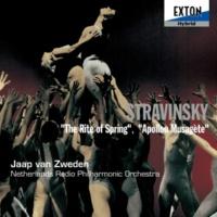 ヤープ・ヴァン・ズヴェーデン/オランダ放送フィルハーモニー管弦楽団 バレエ音楽 ミューズの神を率いるアポロ (1947年版) 4 カリオペの踊り (ラレクサンドリン)