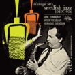Various Artists Vintage 50's Swedish Jazz Vol. 9 1949-1956