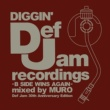Various Artists DIGGIN' DEF JAM - B SIDE WINS AGAIN [Mixed By MURO / Def Jam 30th Anniversary Edition]