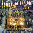 ヴァリアス・アーティスト Sambas De Enredo - 2015