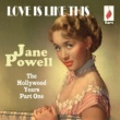 Jane Powell/Jeanette MacDonald Springtide (From 'Three Daring Daughters')