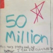50 million Downtown