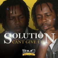 Solution Can't Give Up