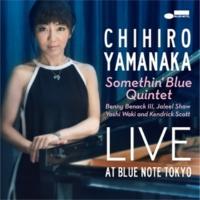 山中千尋 サムシン・ブルー・クインテット ピンホール・カメラ [Live At Blue Note Tokyo / 2014]