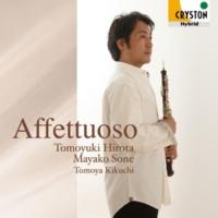 広田智之/曽根麻矢子 ソナタ ホ長調 BWV 1035: 1 Adagio ma non tanto
