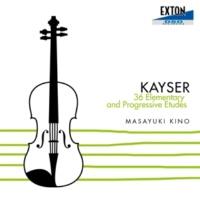 木野雅之 36のヴァイオリン練習曲 作品20: No.22 Allegro assai