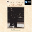 Maria Callas Maria Callas at Juilliard - The Master Classes