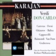 Herbert von Karajan Verdi: Don Carlos