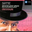 Aldo Ciccolini Satie: PIano Works
