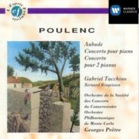 Orchestre Philharmonic de Monte Carlo - Georges Prêtre - Bernard Ringeissen - Gabriel Tacchino Concerto for 2 Pianos in D Minor, FP 61: II. Larghetto