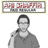 Ari Shaffir Glasses