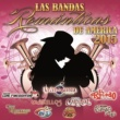 Various Artists Las Bandas Románticas De América 2015