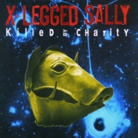 X-LEGGED SALLY Mysterious Angelic Voices