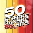 Various Artists 50 Stærke Danske 80'er Hits