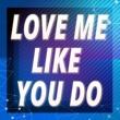 Jupiter Hits Love Me Like You Do (from 50 Shades of Grey) (Originally Performed by Ellie Goulding) [Karaoke Version]
