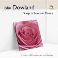 The Consort of Musicke/Anthony Rooley Dowland: In Darkness Let Me Dwell