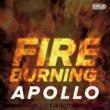 APOLLO FIRE BURNING
