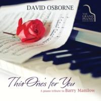 David Osborne Tryin' To Get The Feeling Again