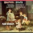 Aldo Ciccolini schumann brahms klavierstucke