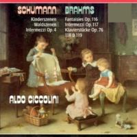 Aldo Ciccolini Intermezzi Op.4 : Intermezzo n°4 en ut majeur - Allegro semplice