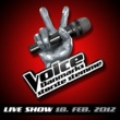 ヴァリアス・アーティスト Voice - Live Show 18. Feb. 2012 [Danmarks Største Stemme fra TV2]