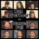 Man Overboard Senses Fail Split