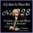 石原眞治 バッハ・イン・オルゴール228 /宗教的歌曲とアリア BWV439からBWV448