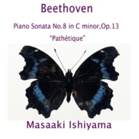 石山正明 ピアノ・ソナタ第8番「悲愴」  第3楽章: Rondo. Allegro
