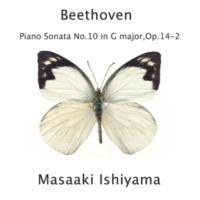 石山正明 ピアノ・ソナタ第10番 第2楽章: Andante