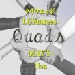 クリフエッジ & LGYankees & MAY'S & Noa Quads