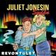 Juliet Jonesin Sydän Tulipunaruusut