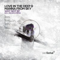 Love In The Deep, Manna From Sky Density (Original Mix)