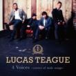 ルーカス・ティーグ 4 Voices ~covers of male songs ~