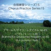 石山正明 ドイツ・レクイエム Op. 45 第4楽章 1 - ソプラノ