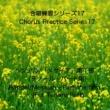 石山正明 合唱練習シリーズ17 ヘンデル/「メサイア」 HWV. 56 第1部 (テノールパート用)