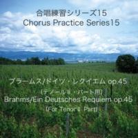 石山正明 ドイツ・レクイエム Op. 45 第6楽章 2 - テノール