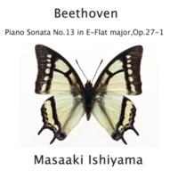 石山正明 ピアノ・ソナタ第13番 第3楽章: Adagio con espressione