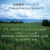 石山正明 ドイツ・レクイエム Op. 45 第7楽章 2 - ソプラノ