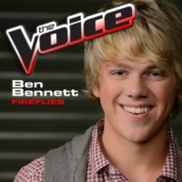 Ben Bennett Fireflies [The Voice Performance]