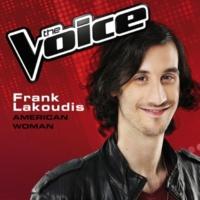 Frank Lakoudis American Woman [The Voice Australia 2014 Performance]