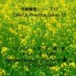 石山正明 合唱練習シリーズ17 ヘンデル/「メサイア」 HWV. 56 第3部 (アルトパート用)