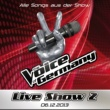 The Voice Of Germany 06.12. - Alle Songs aus Liveshow #2