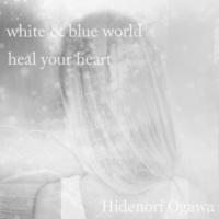 Hidenori Ogawa white & blue world