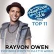 Rayvon Owen Everybody Wants To Rule The World [American Idol Season 14]