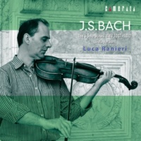 ルカ・ラニエリ 無伴奏チェロ組曲 第4番 変ホ長調 BWV 1010: III. Courante (ヴィオラ版)