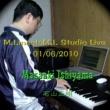 石山正明 M.I. Meets M.I. Studio Live 01/06/2010