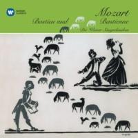 Solisten der Wiener Sängerknaben/Wiener Kammerorchester/Edouard Lindenberg Bastien und Bastienne KV 50 (Gesamtaufnahme): - Nr. 15 Duett: Geh! Geh! Geh! Herz von Flandern (Bastienne, Bastien)